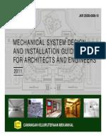 Garispanduan Arkitek Dan Jurutera