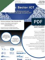 Public Sector ICT