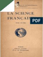 Larousse - La science française - tome 2