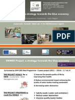 SWMED Project, a strategy towards the blue economy