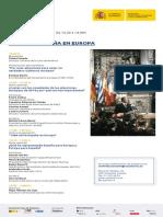 JORNADA ESPAÑA EN EUROPA2a