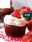 Strawberry Chocolate Cupcakes Recipes