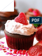 Strawberry Chocolate Cupcakes Recipes