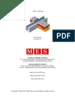 MiTS Drainage User Manual