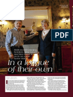 Duisdale House Hotel in Highland Life magazine