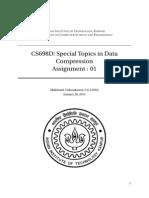 Data Compression Solution