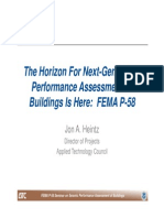Next-Generation Performance Assessment Of Buildings