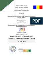 RAPPORT FINAL_RMD_AOUT 2013_Version Finale Pour Impression