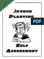Church Planting Self Assessment