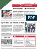 Karnevalkul i Kristianstad