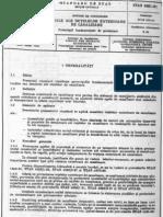 STAS 3051-91 - G54 - Sisteme Canalizare - Canale Retele Ext Canal - Proiectare