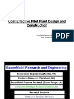060110 Palluzi Cost Effective Pilot Plant Design Construction