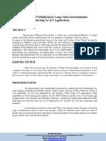 2.Design of a WSN Platform for Long