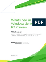 eBook Whats New in Windows Server 12