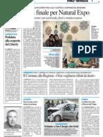 23.2.2014, 'Pedalata alla scoperta del Liberty', Il Resto del Carlino Forlì