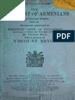 Treatment of Armenenians in the Ottoman Empire 195-1916