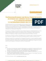 Communique Diverse Forms Enterprise 2009