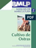 Manual de criação de ostras