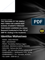 The Teaching of the Simple Pas 2201404569