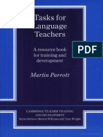 Task for Language Teachers Martin Parrott (Download Ulang)