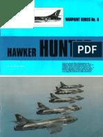 (Warpaint Series No.8) Hawker Hunter