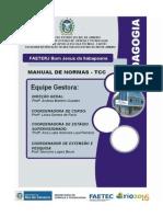Manual de Normas TCC Da FAETERJ