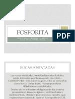 FOSFORITA
