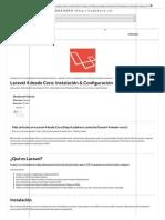 Laravel 4 desde Cero_ Instalación & Configuración - CODEHERO