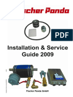 Installation Service Guide 2009 Buch R01