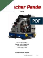 Panda PMS 4200FCB Partlist.V05