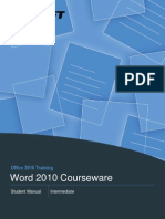 Word Intermediate