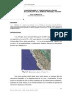 Comportamiento Albañileria en de Sismo Pisco 2007