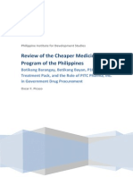 I-Cheaper Medicines Program Review