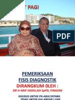 Fisis Diagnostik Khusus Fk-Abulyatama