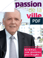 Le programme de Laurent Cathala
