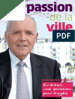 Le programme de Laurent Cathala