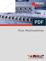 Triax multiswitch