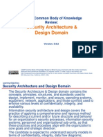 2 Security Architecture+Design