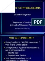 George 5-4-05 Hypercalcemia