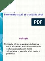Caz Clinic Pielonefrita