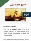 The Kolkata Port