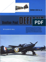 (Warpaint Series No.42) Boulton Paul Defiant