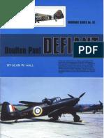 (Warpaint Series No.42) Boulton Paul Defiant
