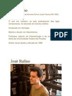 José Rufino re-invenção de uma cidade