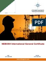 CTC Nebosh IGC Brochure