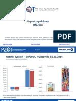 PZOT raport tygodniowy (8/2014)