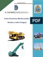 GRUAS GIRATORIAS MOVILES