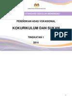 DSK Kokurikulum Dan Sukan