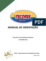 Tecoree Tecnicas Treino Manual Orientacao