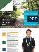Insígnias de Interesse Especial - Escoteiros do Brasil